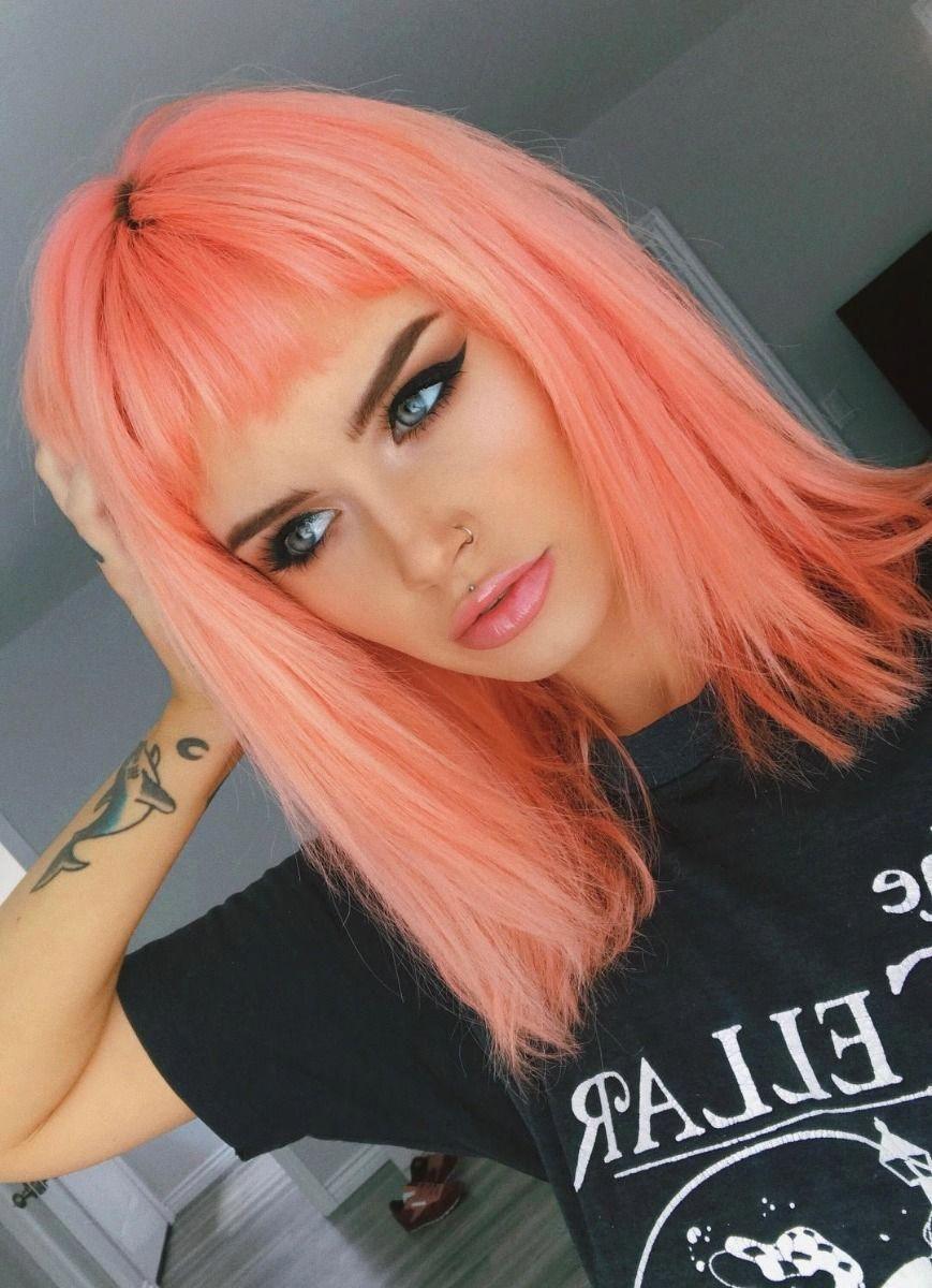Splat Lusty Lavender dipdye Cute hair colors, Dip dye