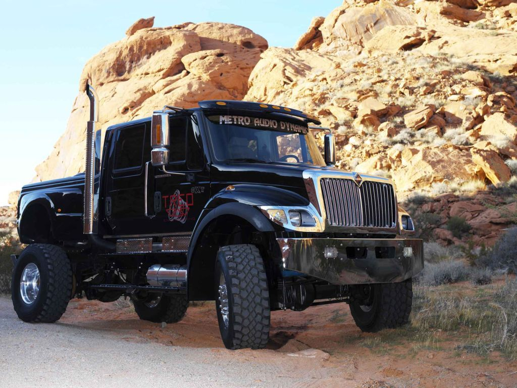 International Cxt The Overlooked Truck Suv