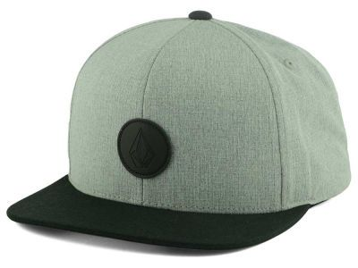 newest 61ac5 5877b Volcom Quarter Fabric Hat