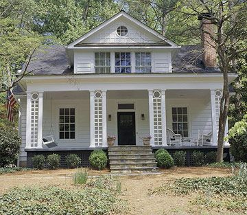 someday, i'm going to have a house with a big front porch. i'll sit outside (with whoever wants to join me) sipping something delicious all while chatting with people who come visit or happen to stroll by. i will have a swing on my porch and it will be lovely. :)