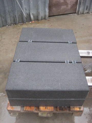 H.P. Krämer Baustoffe 2. Wahl / Restposten Beton-Produkte - Blockstufen