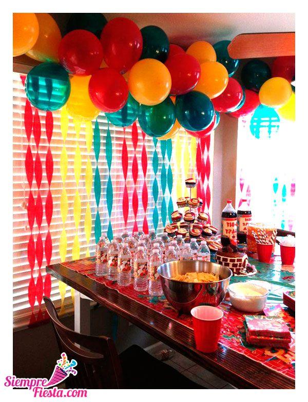 Bonitas ideas para tu pr xima fiesta de ralph el demoledor - Todo para fiestas de cumpleanos ...