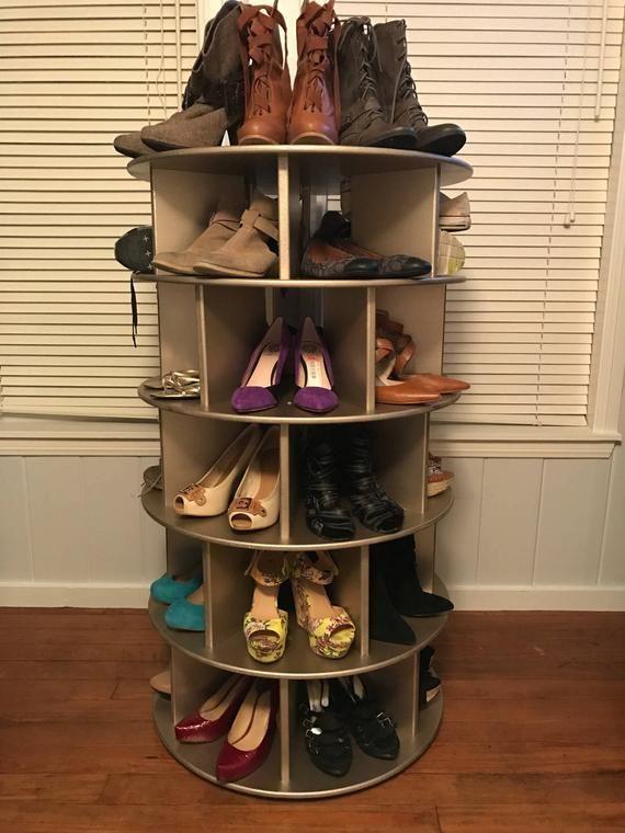 Large Shoe Carousel