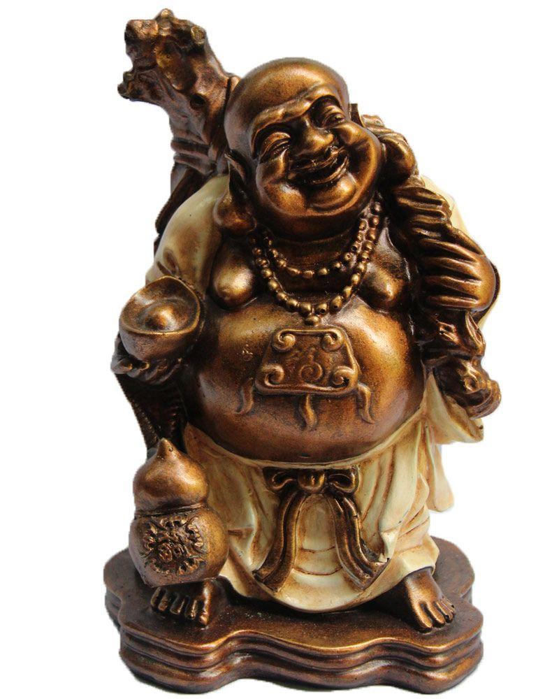 Spiritual Journey Buddha Happy Buddha Statue