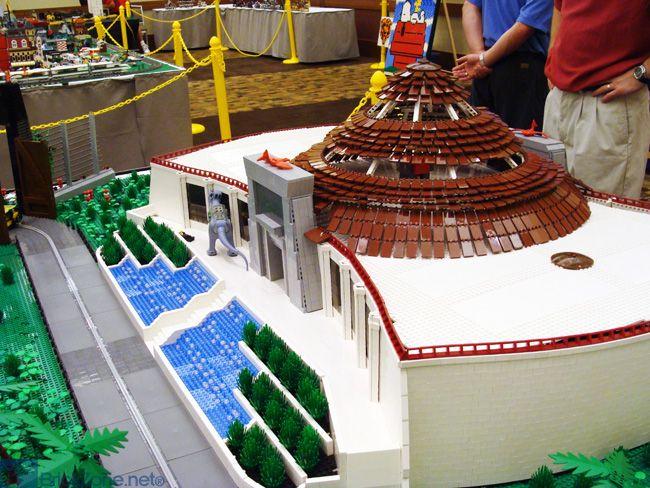 Lego jurassic park haden lego jurassic park lego dinosaur lego dino - Jeux lego dino ...