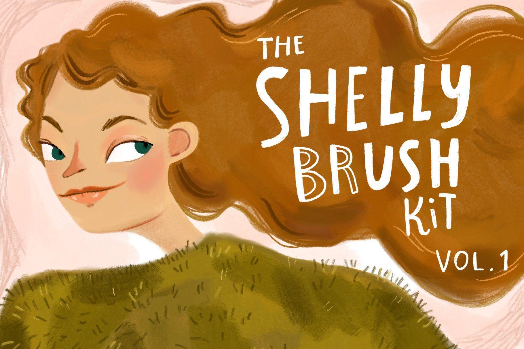 Shellybrush Kit Procreate Brushes 1 Best Photoshop Actions