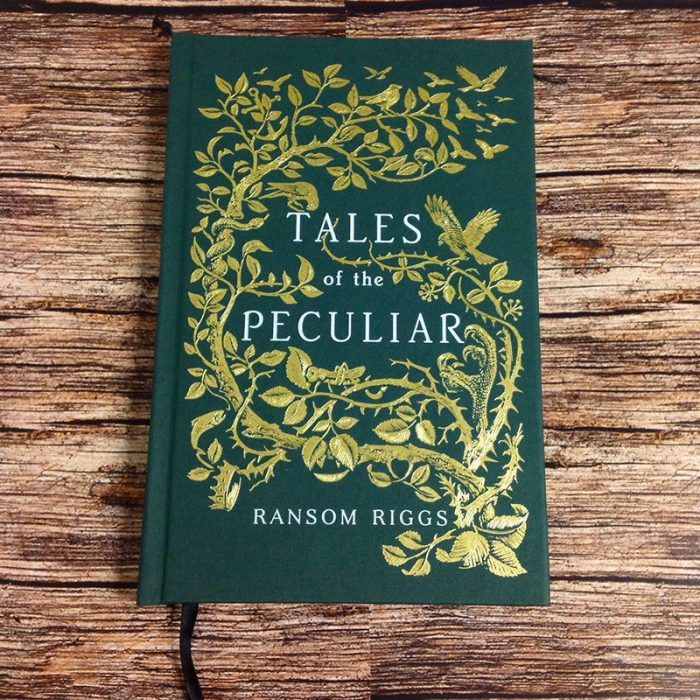 Tales Of The Peculiar By Ransom Riggs Explores The Stories