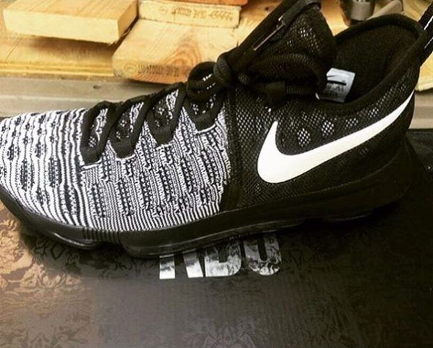 4173f0201c9a 137e8 7a329  sweden a first look at the upcoming nike kd 9 oreo which takes  inspiration from the