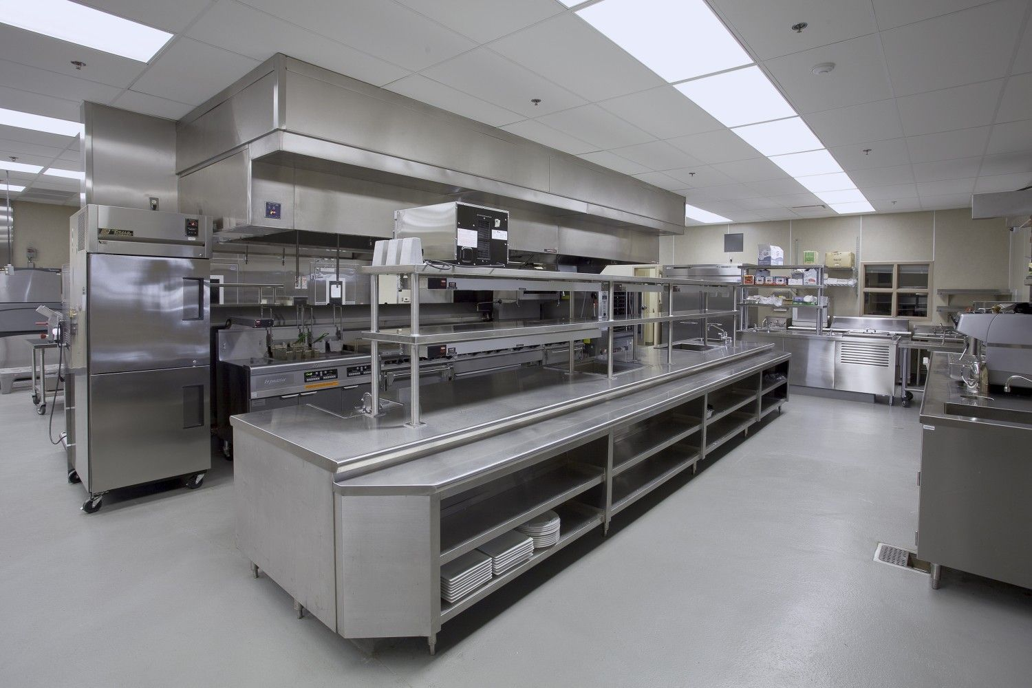 commercial kitchen design  Google Search  Commercial
