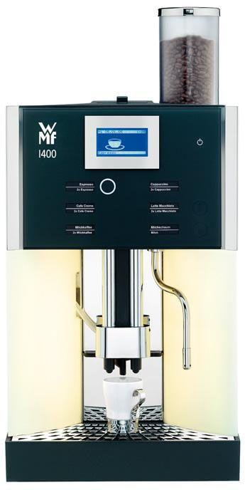 ... volautomatische koffiemachine maakt u in een handomdraai elke denkbare  koffiespecialiteit. Van een klassieke espresso tot een smakelijke latte  macchiato ...