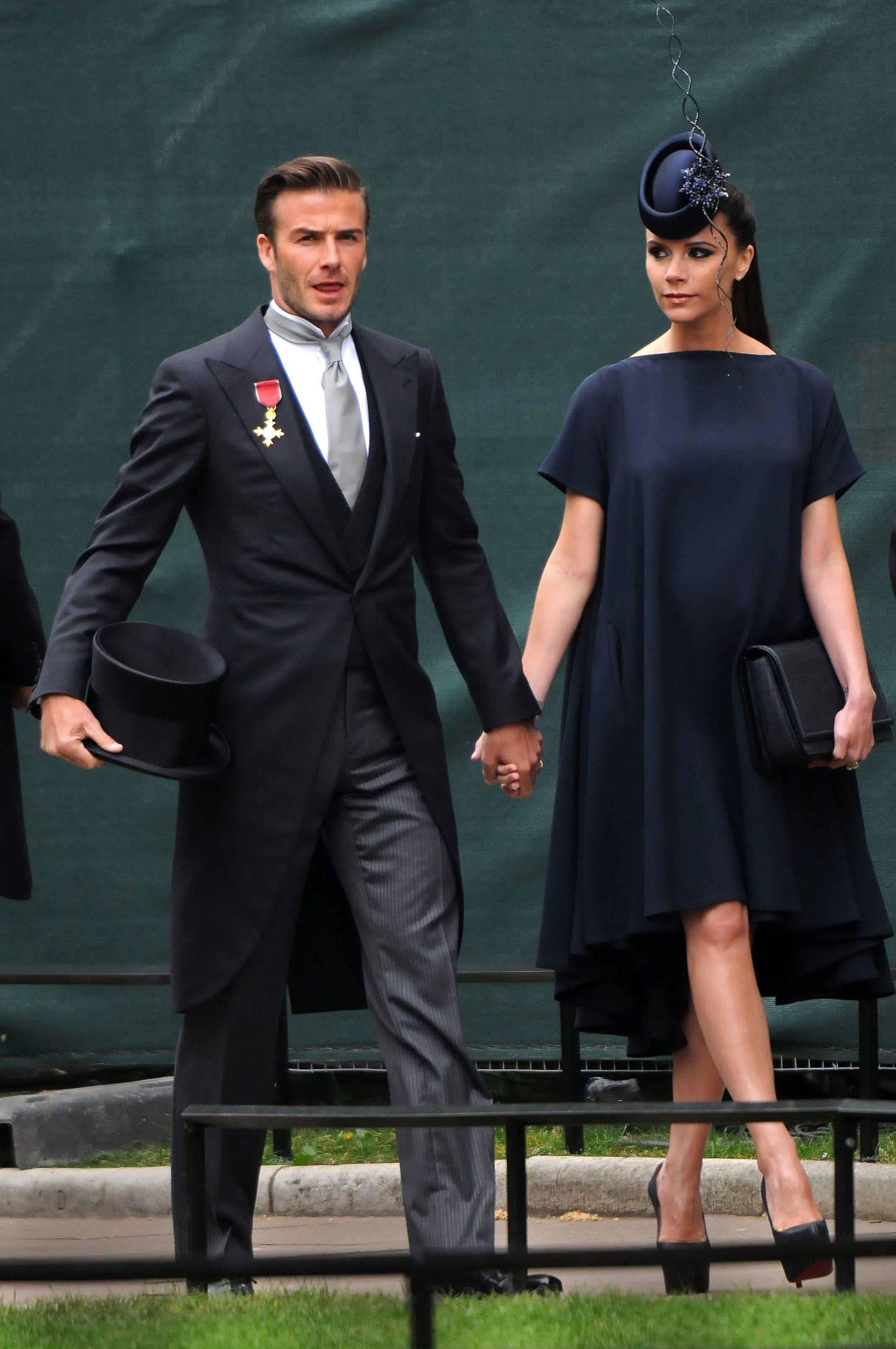 Decoding The Royal Wedding Dress Code Victoria Beckham Style Royal Wedding Guests Outfits Royal Wedding Dress [ 3216 x 2136 Pixel ]