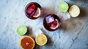 Hibiscus Lemonade via Coca-Cola.com