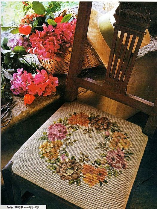 (6) Gallery.ru / Фото #1 - Вот это стул, на нем сидят... (Маршак) - Marfa52