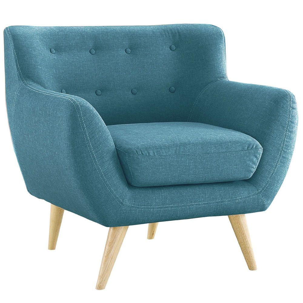 This mid century tufted club chairs is no longer available - Modern Blue Accent Chair Mid Century Tufted Button Living Room Furniture