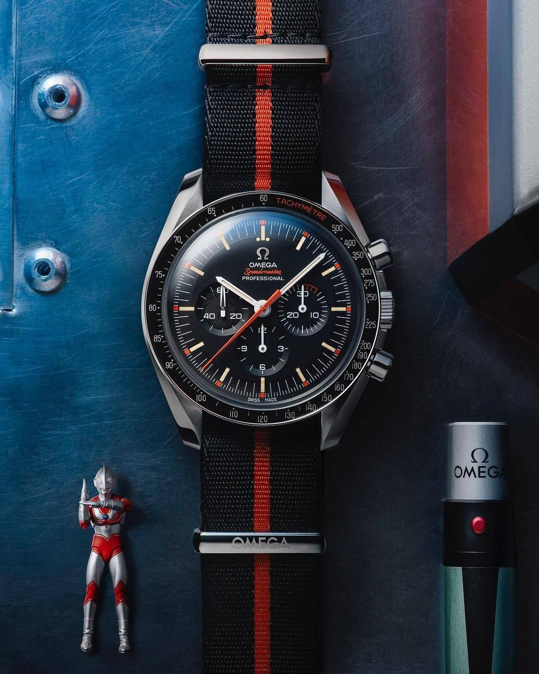 Omega Speedmaster Ultraman Limited Edition Womens Watches Luxury Luxury Watches For Men Omega Speedmaster