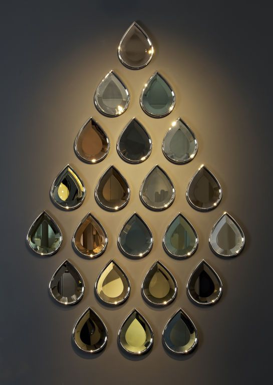 Gouttes Mirrors by Hubert le Gall 2