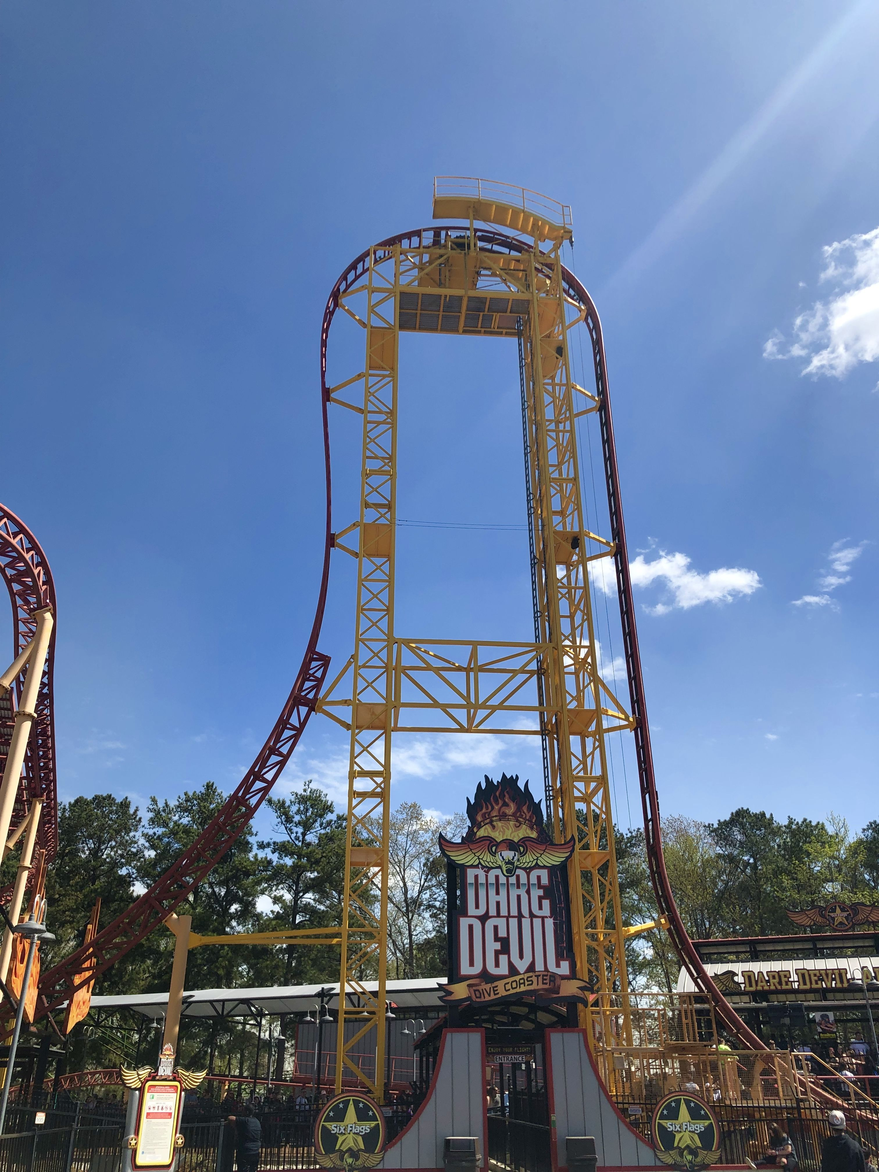 Six Flags Over Georgia In 2019 Six Flags Places Ive Been Golden Gate