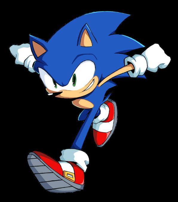 Sonic Running Faster By Sonic29086 On Deviantart Sonic Sonic