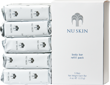 Body Bar 5 pack leaves skin fresh and clean. Great for the entire family.