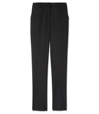 The New Look: Effortless Street Style - The Row Franklin Pant #ShopBAZAAR