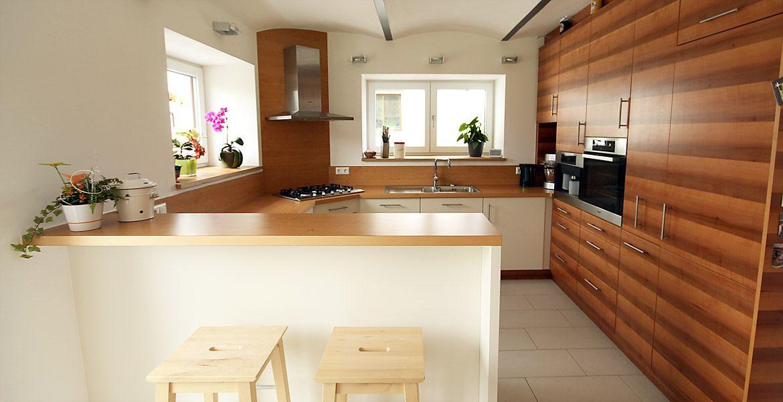Moderne Küchen G Form
