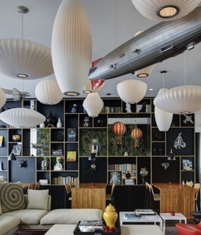Citizen M (Paris, France) The proletariat\u0027s voice is heard at this - design hotel citizenm london