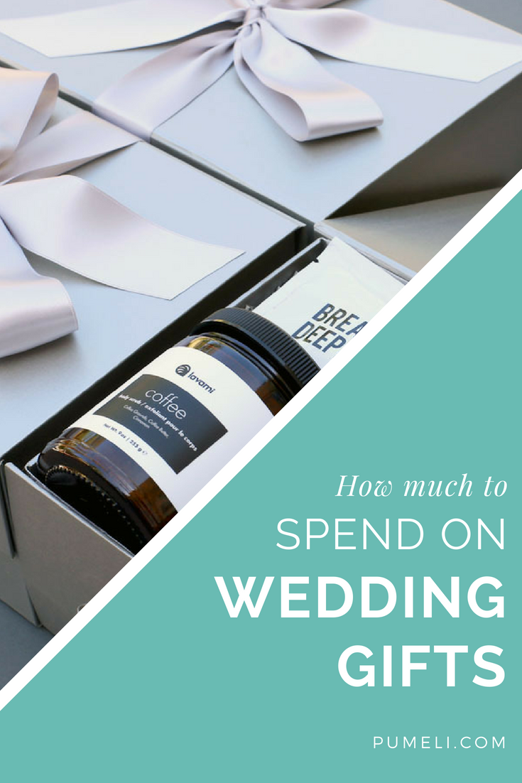What To Spend On Wedding Gifts