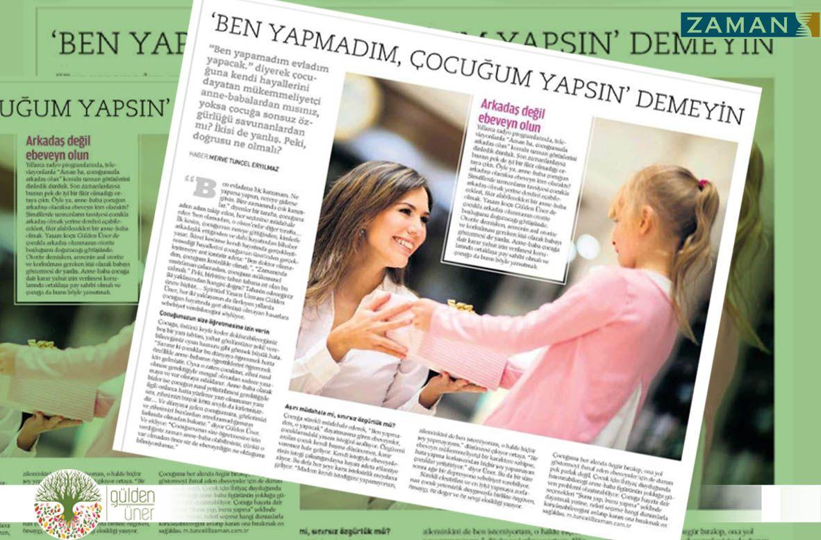 Anne-Bebek editörlerinden Zaman Gazetesi yazarı Merve Tunçel Eryılmaz'a teşekkür ederim. Kalemine, eline, yüreğine sağlık...