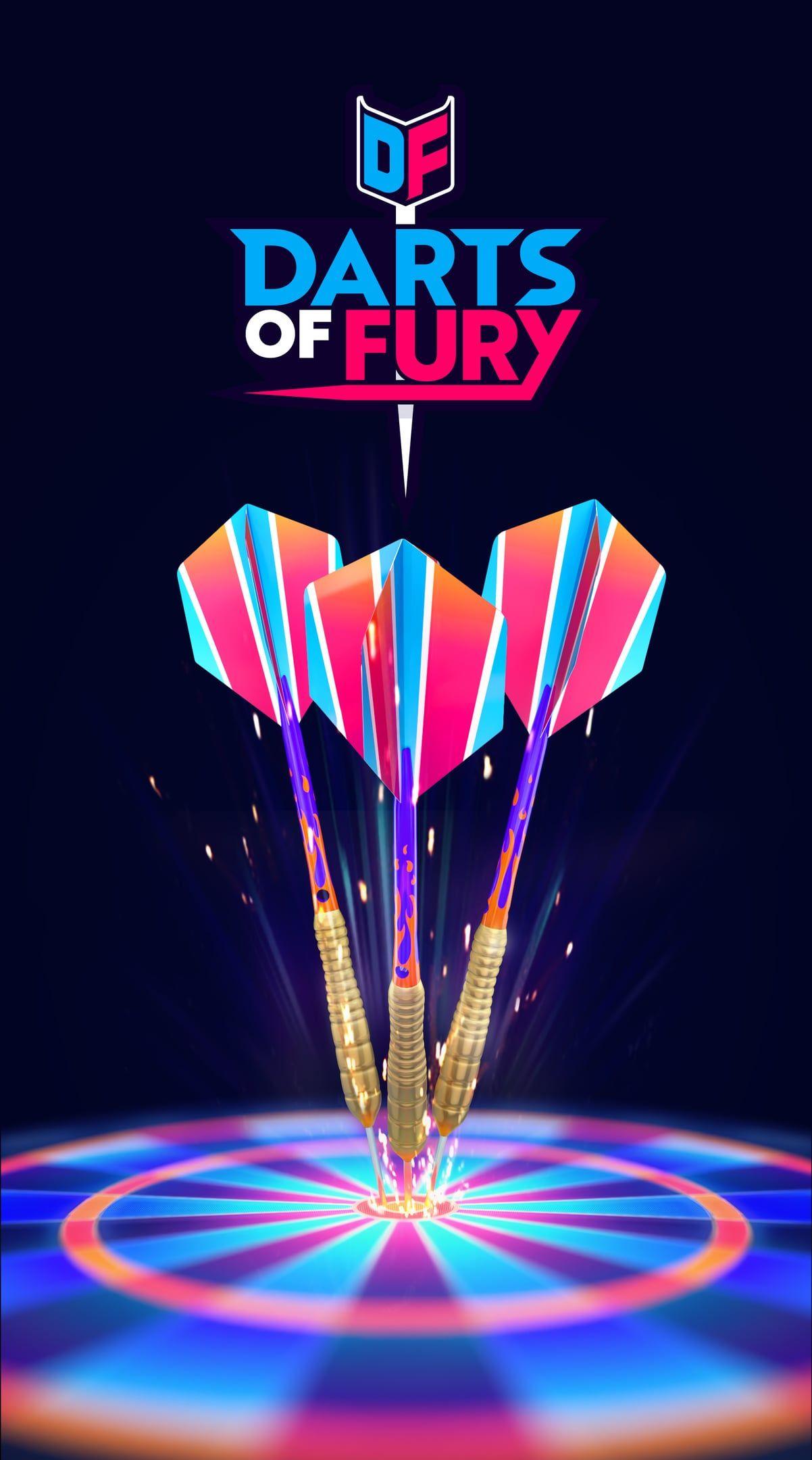 Darts of Fury App Preview Fury, Darts, App