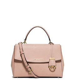 5a16824c85cf MICHAEL Michael Kors Ava Medium Saffiano Leather Satchel | IN THE ...