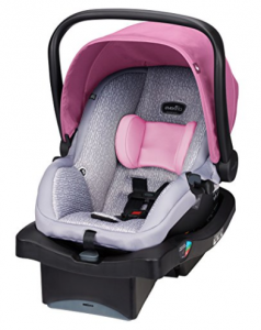 Evenflo LiteMax 35 Infant Car Seat Azalea