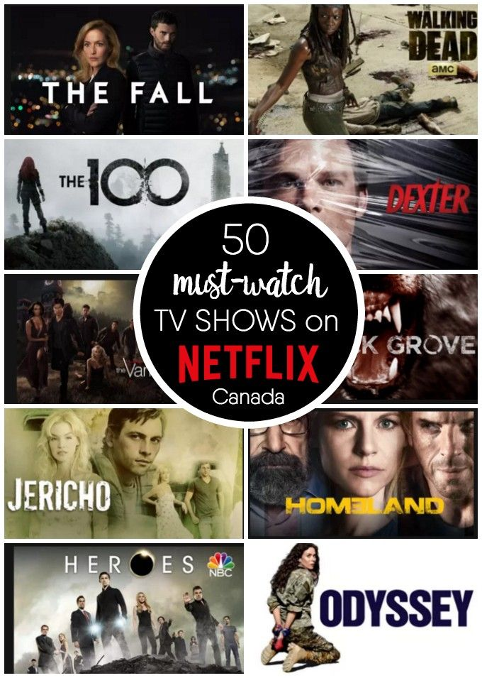 how to watch tv shows on netflix