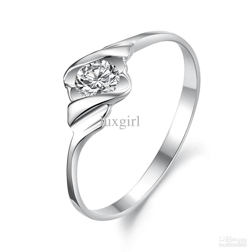 cool wedding rings for girls images - Girl Wedding Rings