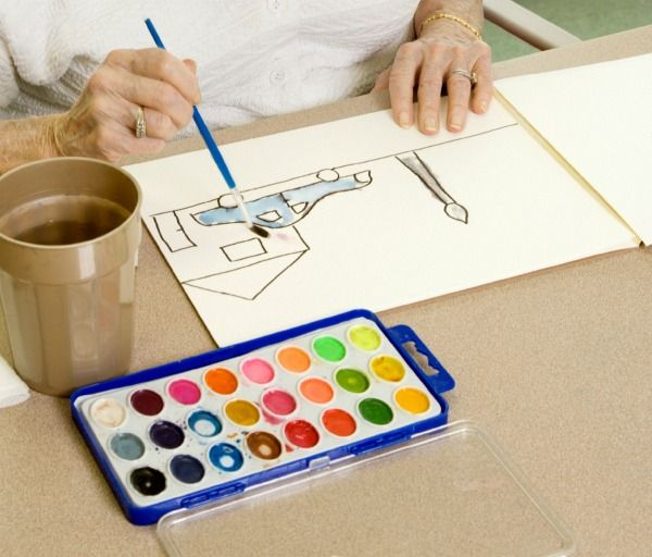 Easy Crafts For Mentally Challenged Adults