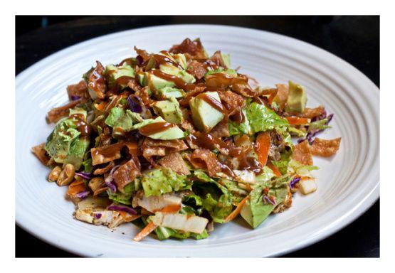 Thai Peanut Dressing from Cpk\'s Thai Crunch Salad | Recipe ...