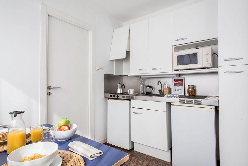 Cocina Compartida Estudiantes Resa Usal Cocinas Casas Pequenas