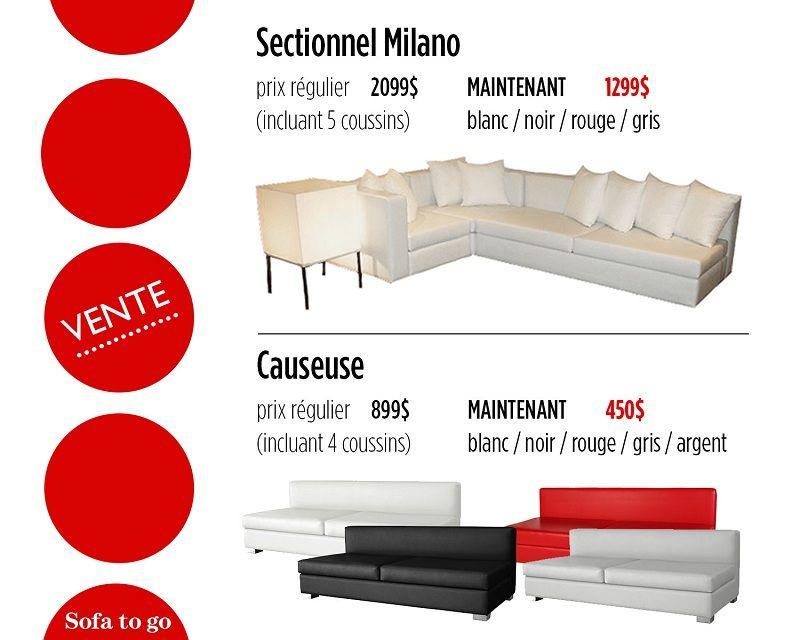 Sofa to Go - Location de mobilier et de décoration haut de gamme ...
