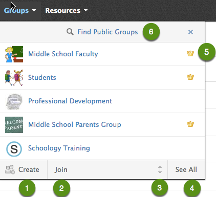 Looking to connect with Schoology Users locally and