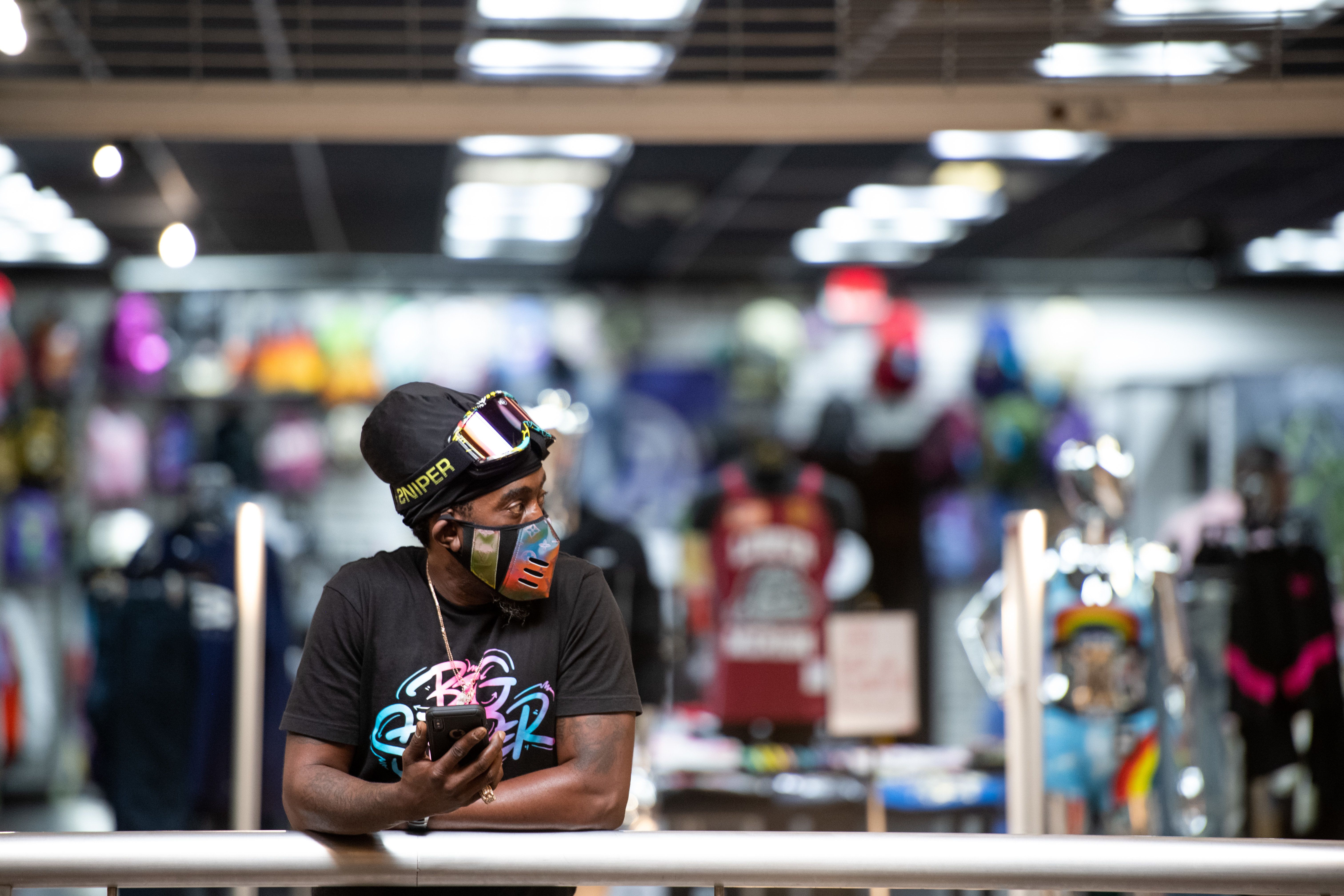 Job or Health? Restarting the Economy Threatens to Worsen