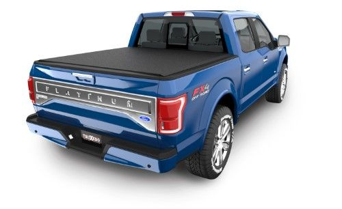 Truxedo Lo Pro Roll Up Tonneau Truck Bed Cover For 2015 2017 Ford F 150 Black Tonneau Cover Truck Bed Covers Cover