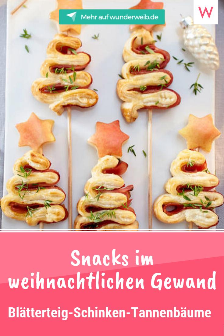 Weihnachtliche Snacks: Rezepte für jede Feier