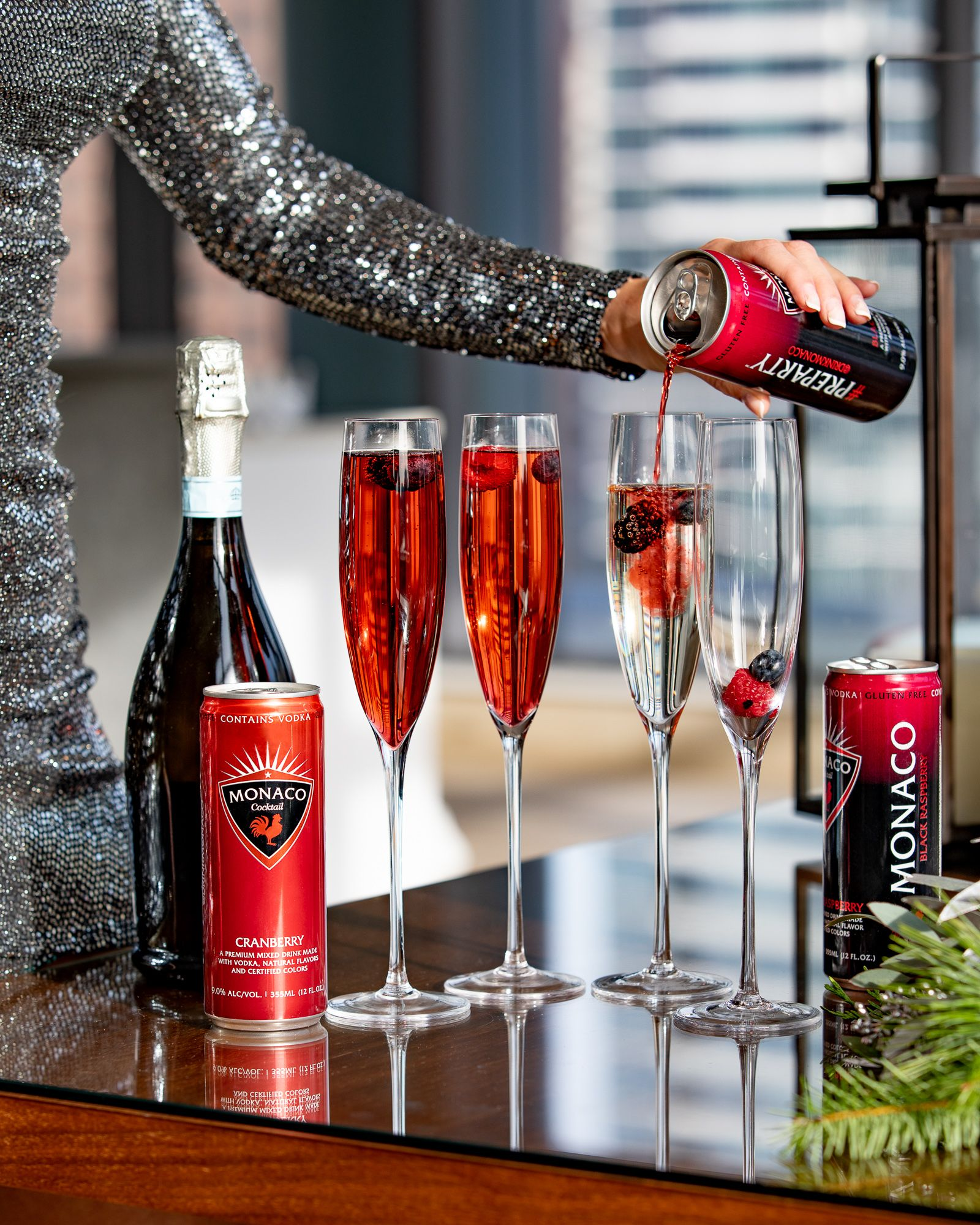 The Perfect Champagne Topper Vodka Cocktails Cocktails Vodka