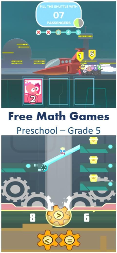 Practice Math Skills with Fun Zap Zap Games | Math skills