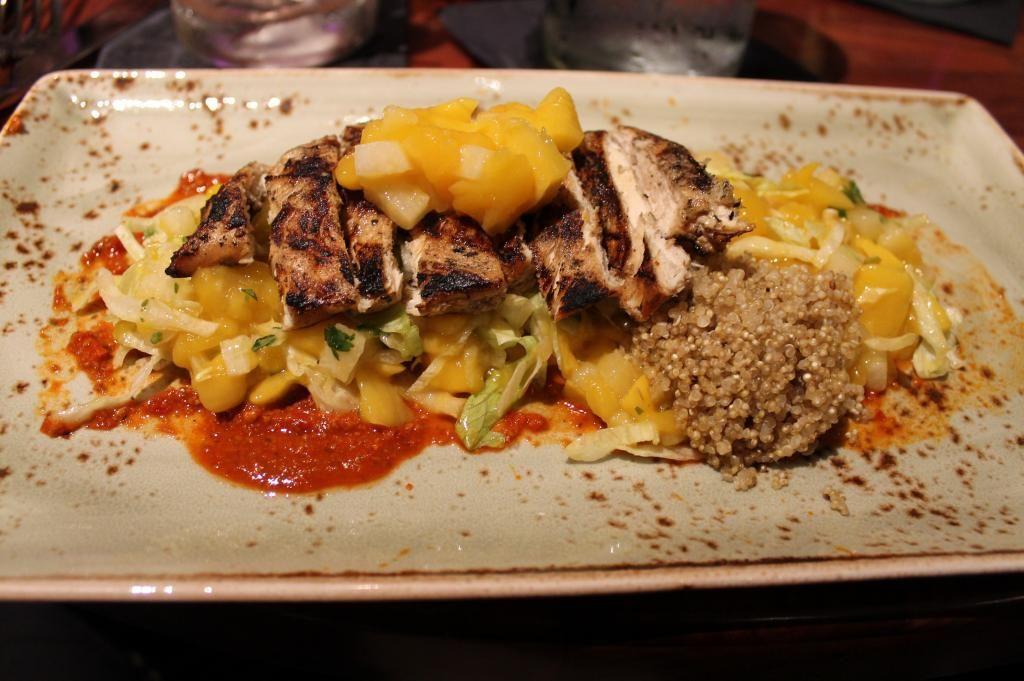 Chicken adobo salad antojitos pasteleria with images