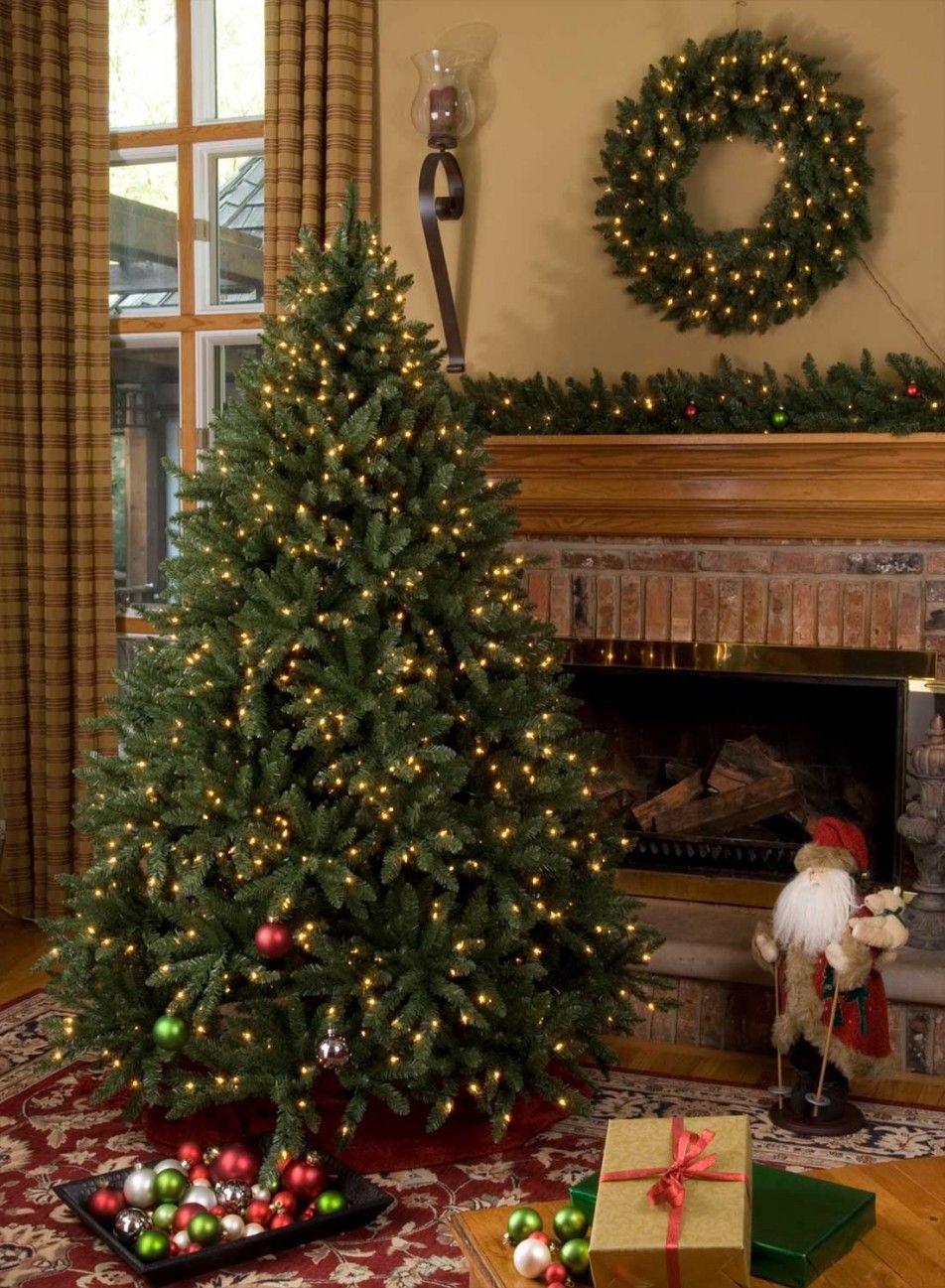 Christmas stunning christmas tree decorating concepts elegant