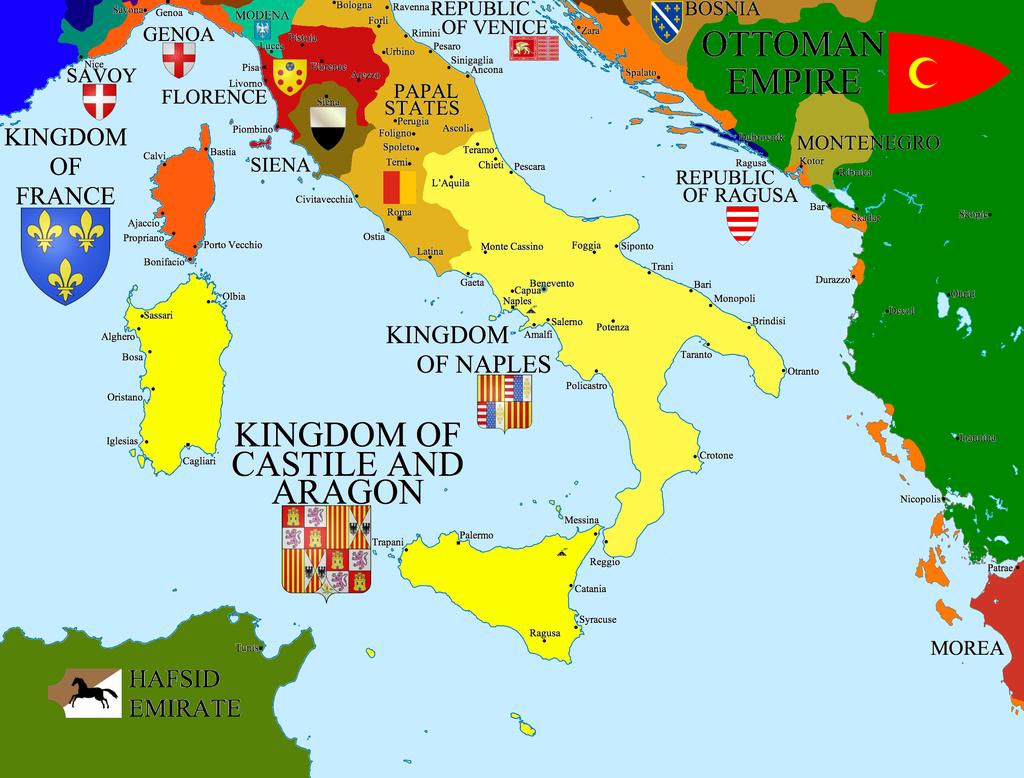 Renaissance Italy 1494 Tuscanyagriturismogiratola Travel