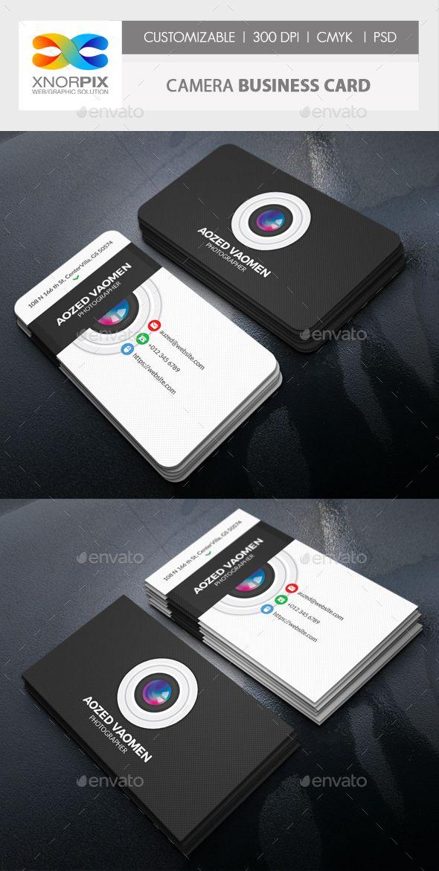 Camera business card corporate business business cards and business camera business card colourmoves