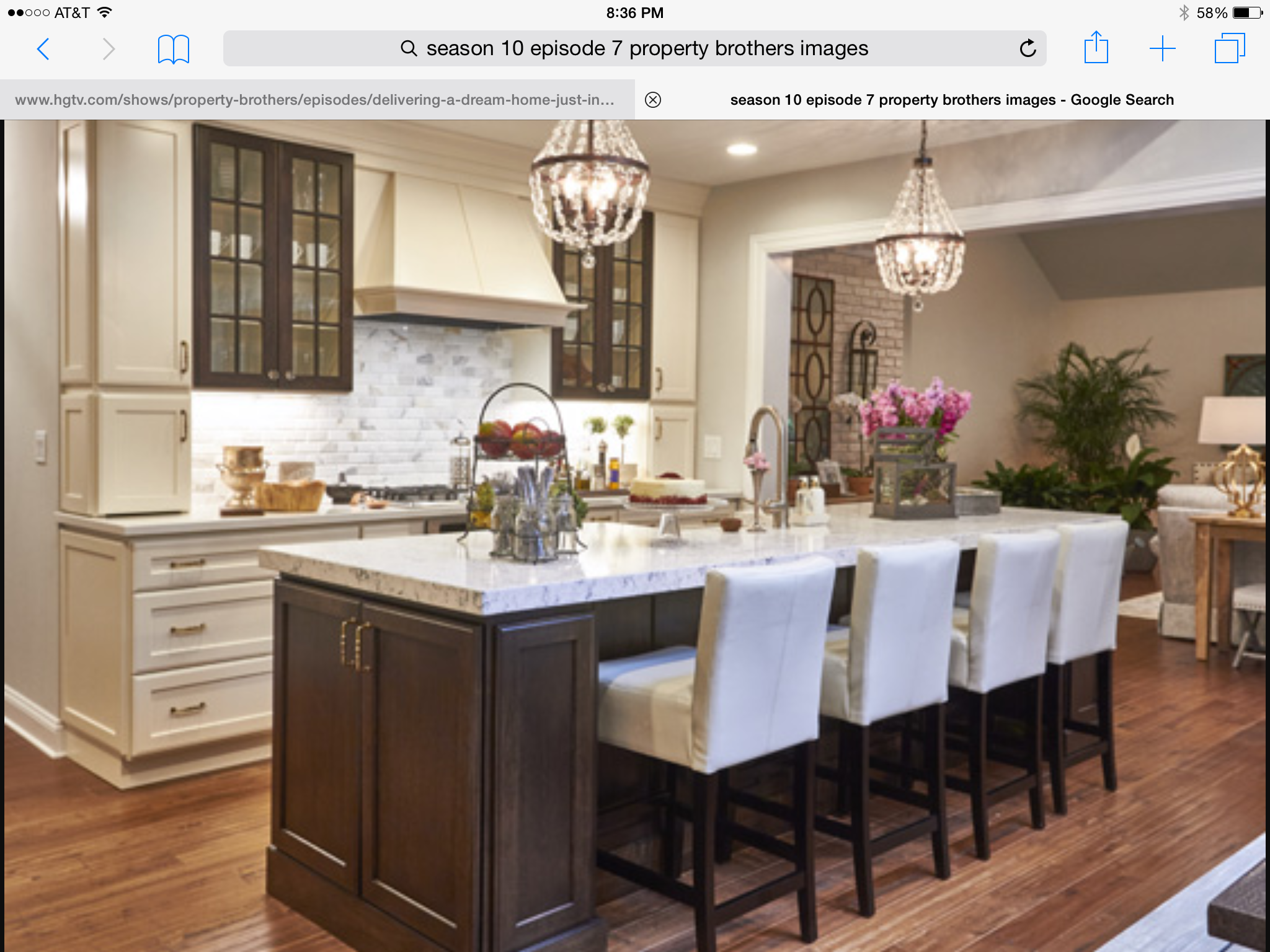 Pin By Becky Chencharik On Dream Kitchen Off White Kitchens Off White Cabinets Kitchen Cabinet Design