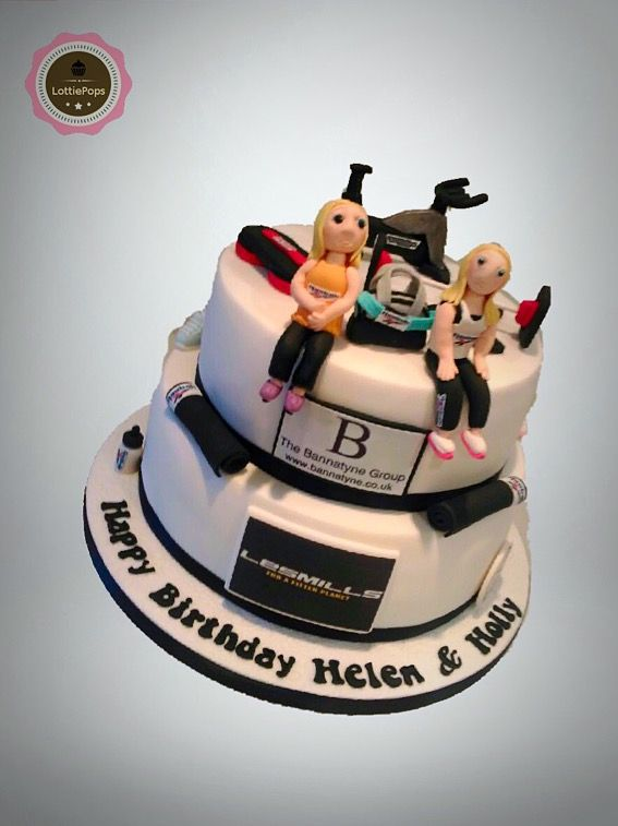 Images Of Gym Cake : Fitness/gym cake Cakes Pinterest Gym cake and Cake