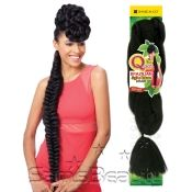 Milkyway Que Synthetic Kanekalon Braids Brazilian Softamp Volume